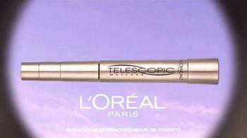 L'Oreal Paris Telescopic Mascara TV Spot, 'Intensifica tu mirada' [Spanish] - Thumbnail 2