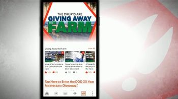 Drury Outdoors 30-Year Anniversary Giveaway TV Spot, 'Giving Away the Farm' - Thumbnail 8
