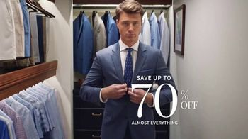 JoS. A. Bank Super Tuesday Sale TV Spot, 'August 2019: Dress Shirts & Suits' - Thumbnail 2