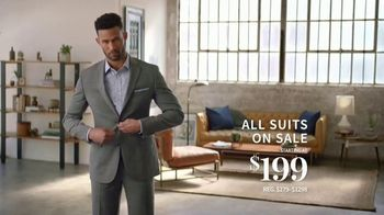 JoS. A. Bank Super Tuesday Sale TV Spot, 'August 2019: Dress Shirts & Suits' - Thumbnail 4
