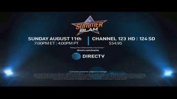 DIRECTV TV Spot, 'WWE Summer Slam' Song by Hill Harris - Thumbnail 10