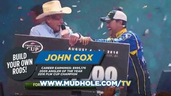 Mud Hole Custom Tackle TV Spot, 'All My Life: John Cox'' - 19 commercial airings