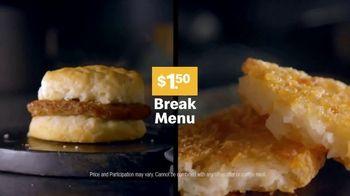 McDonald's TV Spot, 'Ready for a Stop: Break Menu' - Thumbnail 6