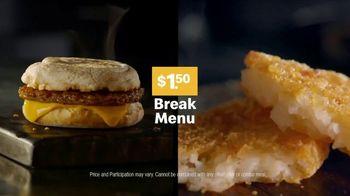 McDonald's TV Spot, 'Ready for a Stop: Break Menu' - Thumbnail 7