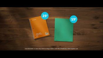 Staples TV Spot, 'Back to School: The Writer: Notebooks and Folders' - Thumbnail 6