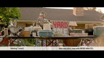 GreatCall TV Spot, 'Yard Sale: First Month Free' Featuring John Walsh - Thumbnail 1