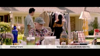 GreatCall TV Spot, 'Yard Sale: First Month Free' Featuring John Walsh - Thumbnail 3