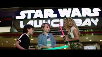 Disney World TV Spot, 'Best Day Ever: Hollywood Studios' Feat. Will Buie, Jr., Raphael Alejandro, Mallory James Mahoney