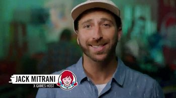 Wendy's Baconator TV Spot, 'X Games: Bacon' Featuring Jack Mitrani
