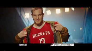 NBA Store TV Spot, 'Gear up: Special Offer' - 1589 commercial airings