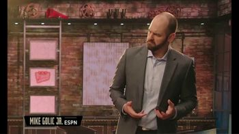 Century 21 TV Spot, 'ESPN:Who Is More Relentless: Living Room' Feat. Mike Golic Jr. - Thumbnail 3