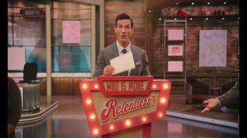 Century 21 TV Spot, 'ESPN:Who Is More Relentless: Living Room' Feat. Mike Golic Jr. - Thumbnail 4