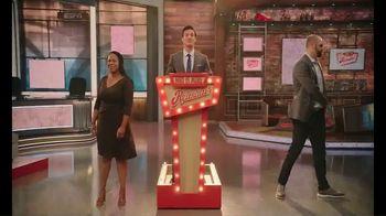 Century 21 TV Spot, 'ESPN:Who Is More Relentless: Living Room' Feat. Mike Golic Jr. - Thumbnail 9