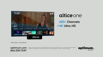 Optimum Altice One + Internet TV Spot, 'Price for Life' - Thumbnail 3