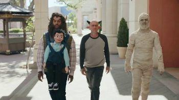 Spectrum Mobile TV Spot, 'Monsters: Walk' - Thumbnail 1