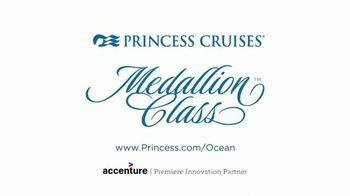Princess Cruises Medallion Class TV Spot, 'Stories' - Thumbnail 9