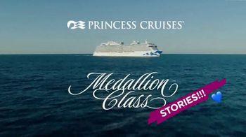 Princess Cruises Medallion Class TV Spot, 'Stories' - Thumbnail 2