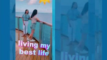 Princess Cruises Medallion Class TV Spot, 'Stories' - Thumbnail 8