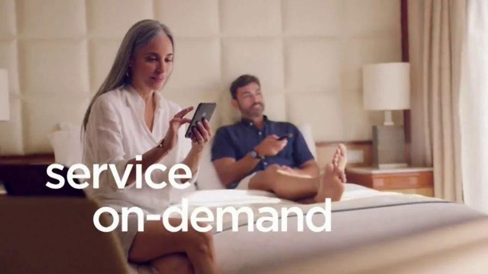 Princess Cruises MedallionClass TV Commercial, 'Service On-Demand'