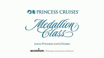 Princess Cruises MedallionClass TV Spot, 'Service On-Demand' - Thumbnail 9