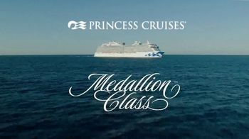 Princess Cruises MedallionClass TV Spot, 'Service On-Demand' - Thumbnail 1