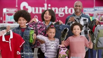 Burlington TV Spot, 'Back to School' - Thumbnail 9