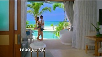 Sandals Resorts TV Spot, 'Earn Those Stars' - Thumbnail 2