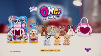 Little Live O.M.G Pets TV Spot, 'Little Friends, Big Hearts' - Thumbnail 8