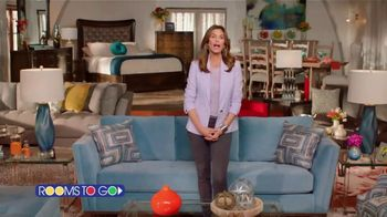 Rooms to Go Cindy Crawford Home TV Spot, 'No Other Partner' Song by Clean Bandit, Featuring Cindy Crawford - Thumbnail 2