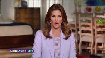 Rooms to Go Cindy Crawford Home TV Spot, 'No Other Partner' Song by Clean Bandit, Featuring Cindy Crawford - Thumbnail 3