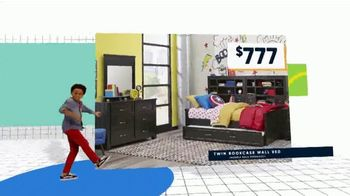 Rooms to Go Kids and Teens Back to School Sale TV Spot, 'It's Time: Beds' Song by Bagsy - Thumbnail 3