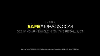 SafeAirbags.com TV Spot, 'Do You Have a Minute?' Featuring Morgan Freeman - Thumbnail 5