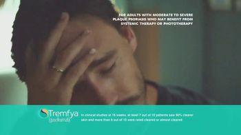Tremfya TV Spot, 'Get Clearer'