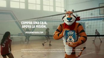 Frosted Flakes TV Spot, 'Ayuda a todos los niños a ser tigres' [Spanish] - Thumbnail 7
