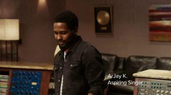QBREXZA TV Spot, 'Aspiring Singer: ArJay K.' Featuring Jessie James Decker - Thumbnail 3