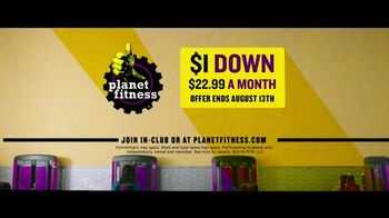 Planet Fitness PF Black Card TV Spot, 'All the Perks: $22.99 A Month' - Thumbnail 7