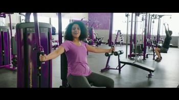 Planet Fitness PF Black Card TV Spot, 'All the Perks: $22.99 A Month'
