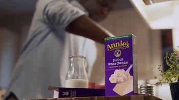Annie's Shells & White Cheddar TV Spot, 'Sleepover Saver' - Thumbnail 1