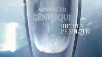 Lancôme Paris Advanced Génifique Youth Activating TV Spot, 'Skin Potential' Featuring Lily Collins - Thumbnail 3