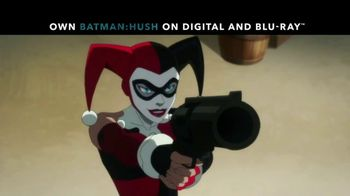 Batman: Hush Home Entertainment TV Spot
