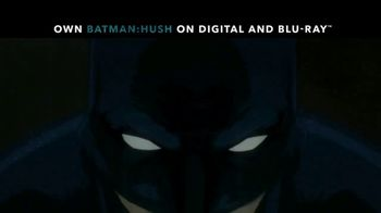 Batman: Hush Home Entertainment TV Spot - Thumbnail 4