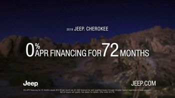 Summer of Jeep TV Spot, 'Seconds' Featuring Jeremy Renner [T2] - Thumbnail 8
