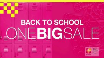 Stage Stores Back to School One Big Sale TV Spot, 'Mega and Clearance Doorbusters' - Thumbnail 2