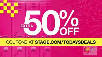 Stage Stores Back to School One Big Sale TV Spot, 'Mega and Clearance Doorbusters' - Thumbnail 3