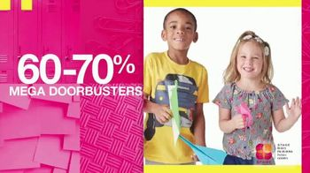 Stage Stores Back to School One Big Sale TV Spot, 'Mega and Clearance Doorbusters' - Thumbnail 4