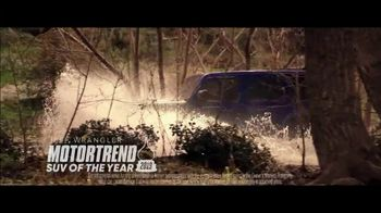 Summer of Jeep TV Spot, 'Ride Swap' Featuring Jeremy Renner [T2] - Thumbnail 6