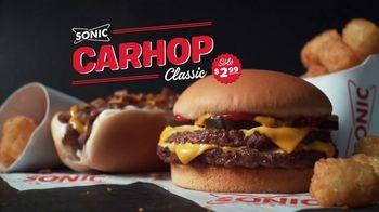 Sonic Drive-In Carhop Classic TV Spot, 'Está de regreso' [Spanish] - Thumbnail 8