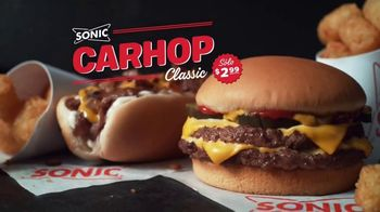 Sonic Drive-In Carhop Classic TV Spot, 'Está de regreso' [Spanish]