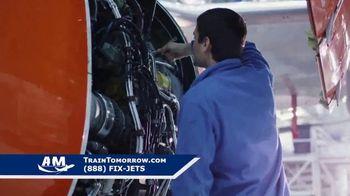 Aviation Institute of Maintenance TV Spot, 'Train Tomorrow's Technicians' - Thumbnail 3