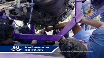 Aviation Institute of Maintenance TV Spot, 'Train Tomorrow's Technicians' - Thumbnail 7